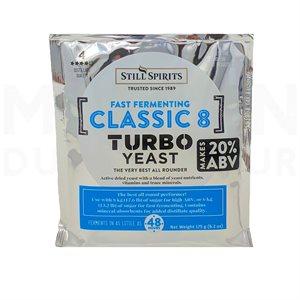 Levure - Turbo Classic 8