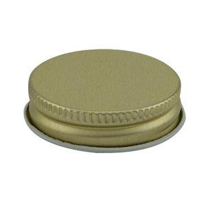 GROWLER METAL CAP GOLD 38 MM (24 / PK)