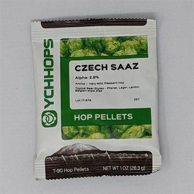 Houblon - Czech Saaz 1 Oz
