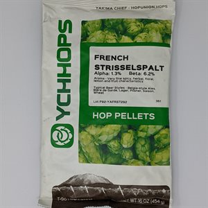 Houblon - French Strisselspalt 1 Lb