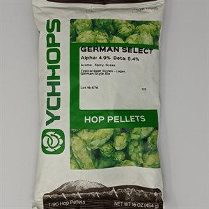 Houblon - German Select 1 Lb