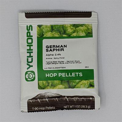 Houblon - German Saphir 1 Oz