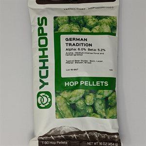 Houblon - German Tradition 1 Lb