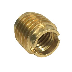 """INSERT 3 / 8"""" BRASS FOR FAUCET HANDLE"""