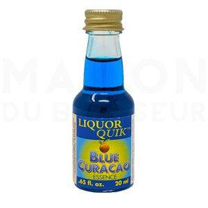 ADDITIF - LIQUOR QUIK - BLUE CURACAO 20ML