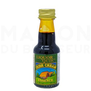 Additif - Liquor Quik - Irish Cream 20Ml