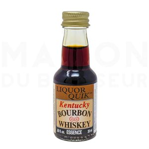 Additif - Liquor Quik - Kentucky Bourbon 20 Ml