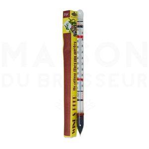 Thermomètre Flottant 10''