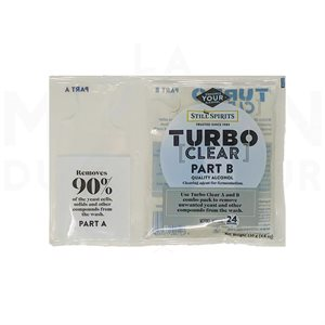 Turbo Clear 2 Part